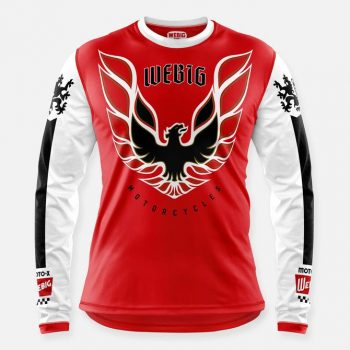 Webig Screaming Chickin Red-White