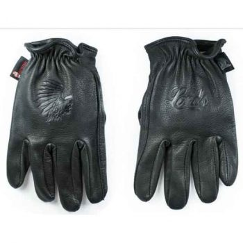 The OJ Leather Riding Gloves