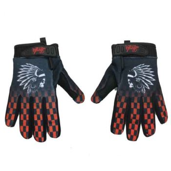 Terry F.O.R.D. Gloves - Red/Black